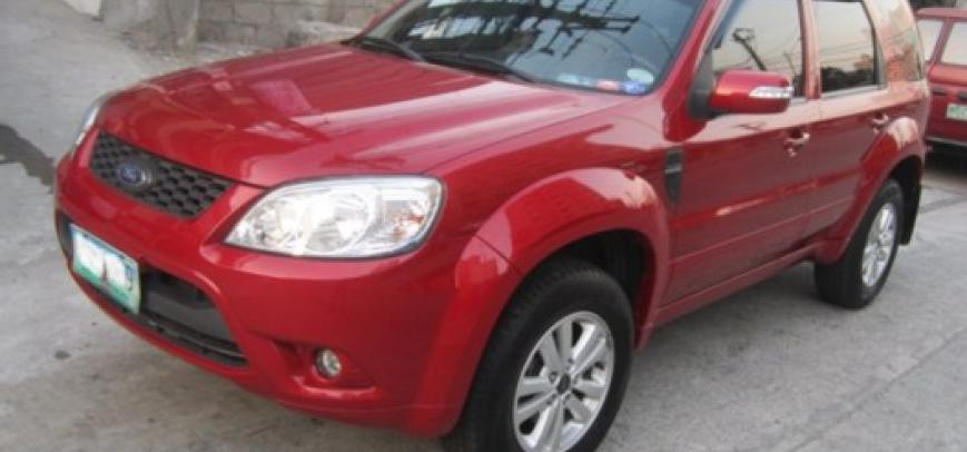 Ford Escape 2010 - 8