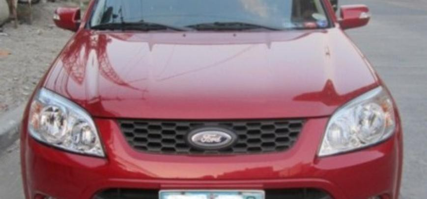 Ford Escape 2010 - 9