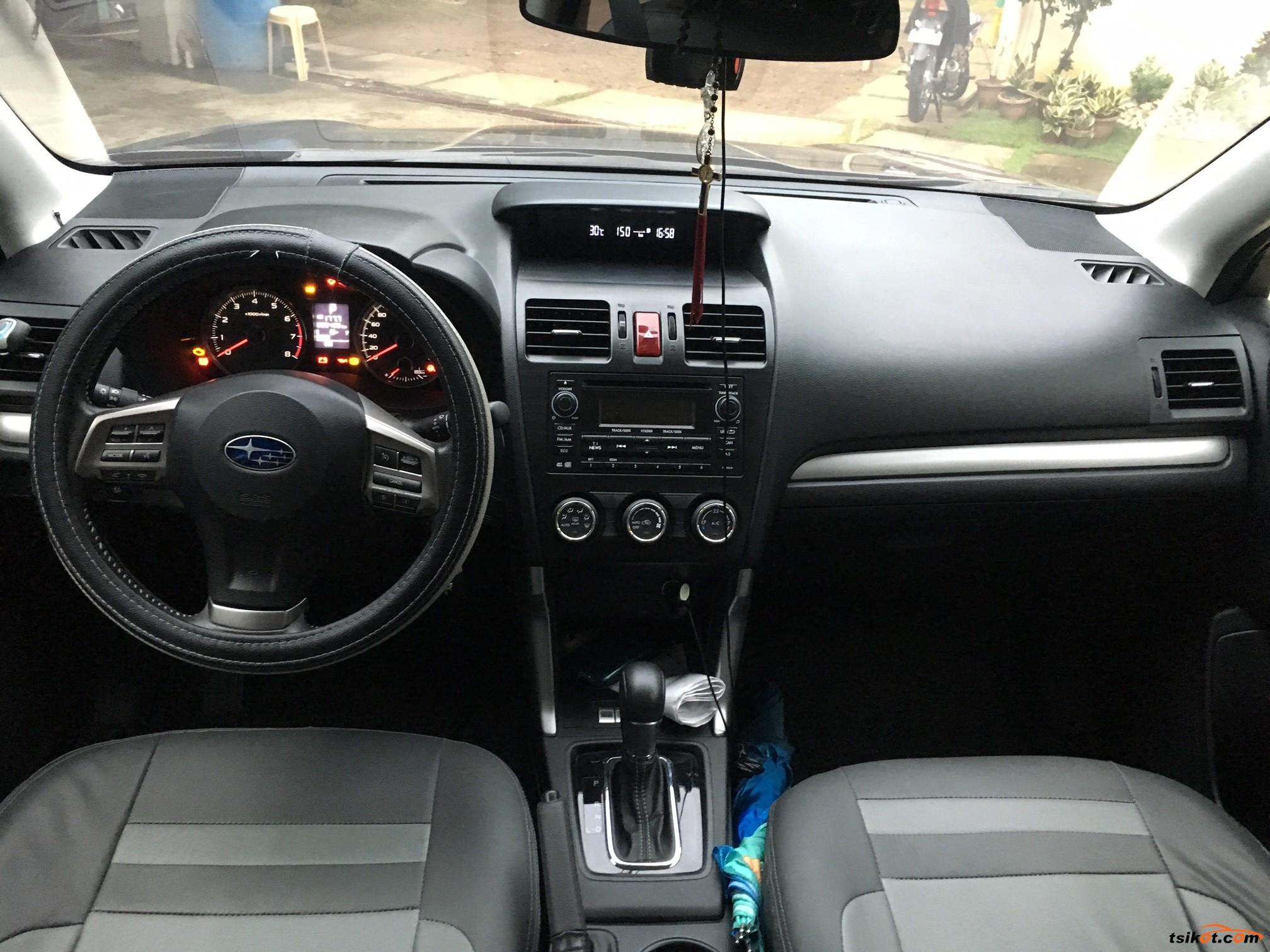 Subaru Forester 2014 - 7