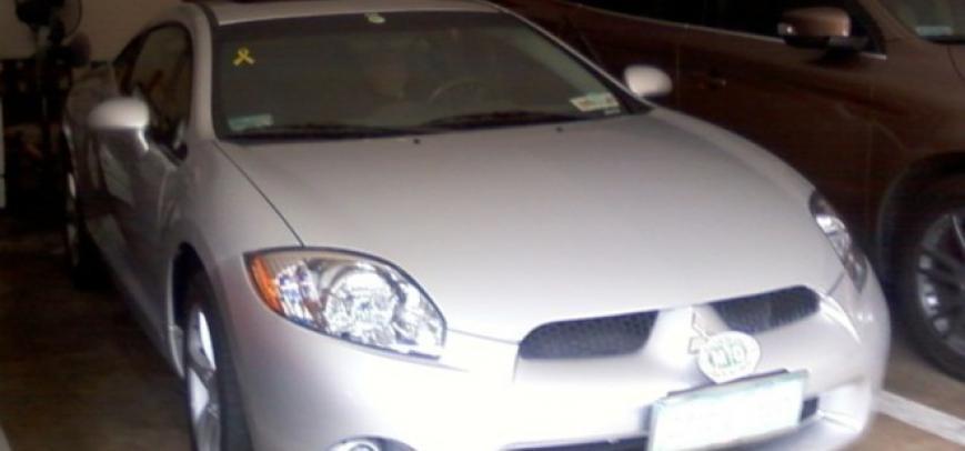 Mitsubishi Eclipse 2007 - 14