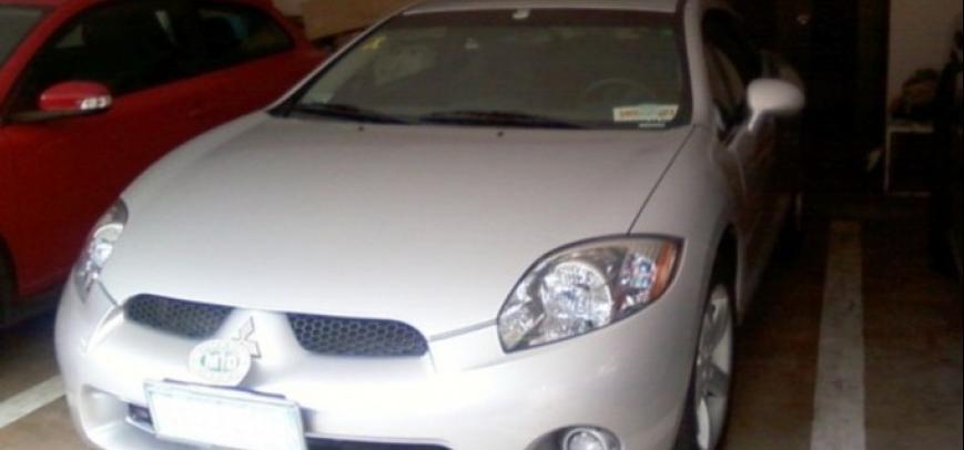 Mitsubishi Eclipse 2007 - 8
