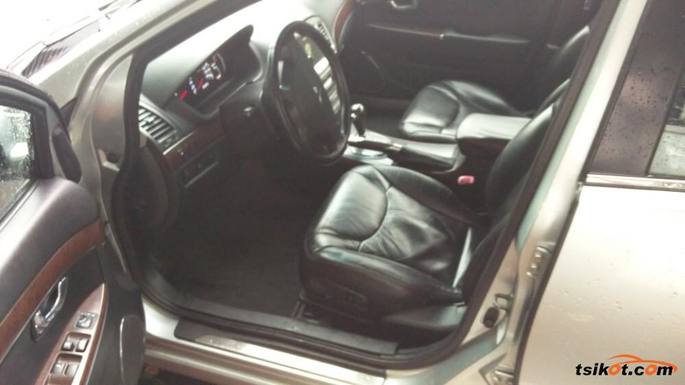 Mitsubishi Galant 2008 - 2