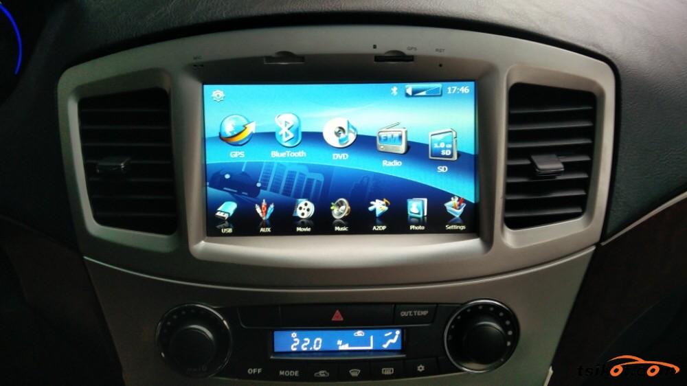 Mitsubishi Galant 2008 - 3