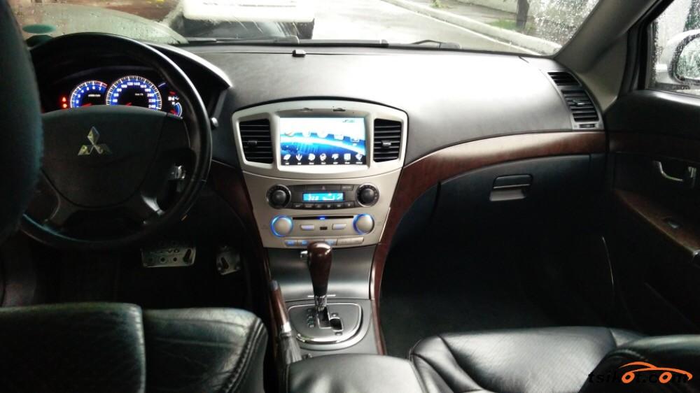 Mitsubishi Galant 2008 - 5