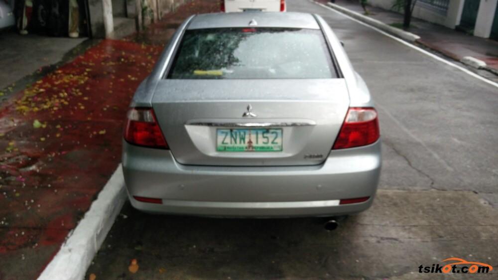 Mitsubishi Galant 2008 - 6