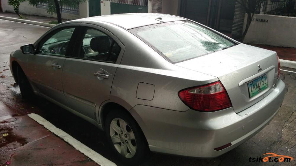 Mitsubishi Galant 2008 - 9