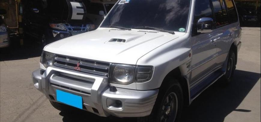 Mitsubishi Pajero 2006 - 9