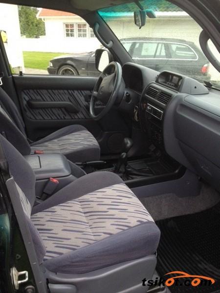 Toyota Land Cruiser 1999 - 2