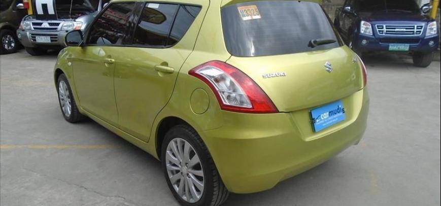 Suzuki Swift 2013 - 10