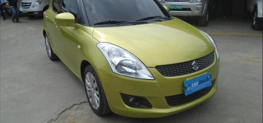 Suzuki Swift 2013 - 4