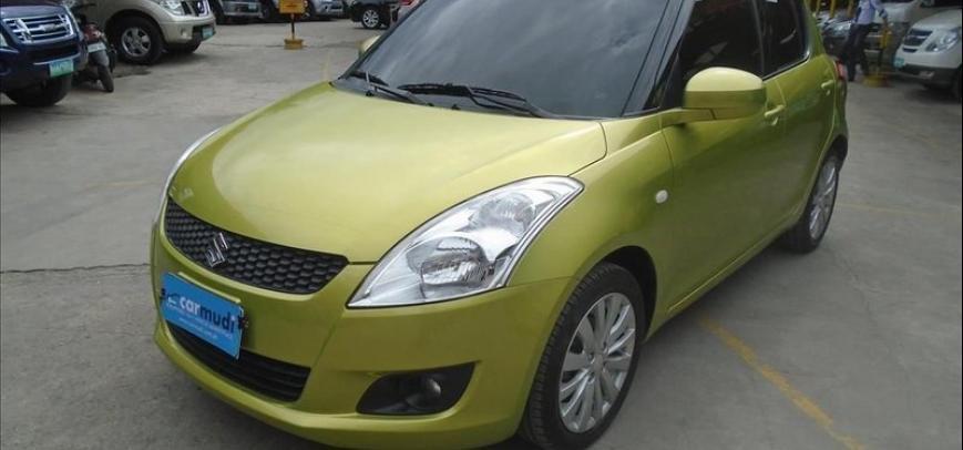 Suzuki Swift 2013 - 6