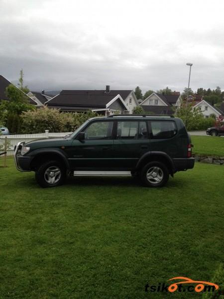 Toyota Land Cruiser 1999 - 1