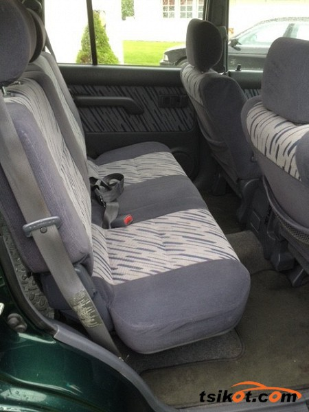 Toyota Land Cruiser 1999 - 3
