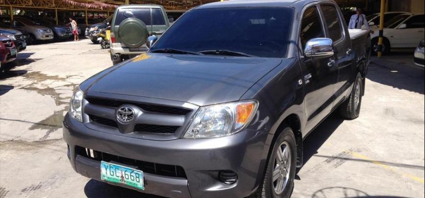 Toyota Hilux 2007 - 7