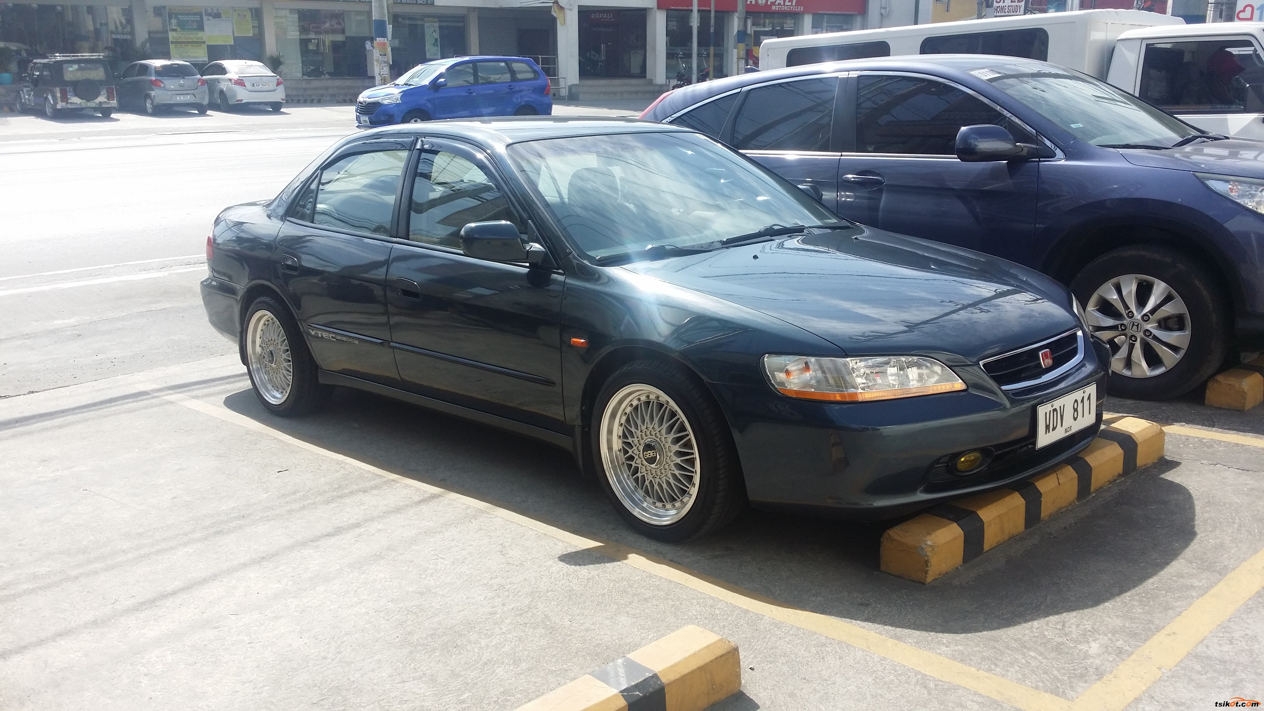 Honda Accord 1998 - 6