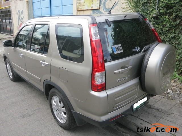 Honda Cr-V 2006 - 4