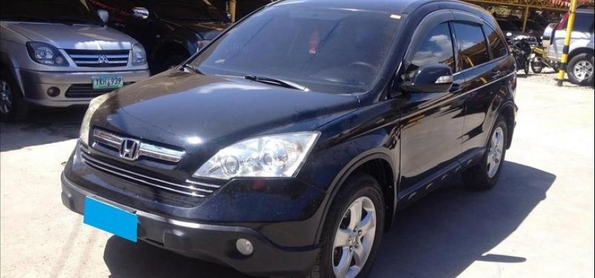Honda Cr-V 2008 - 7