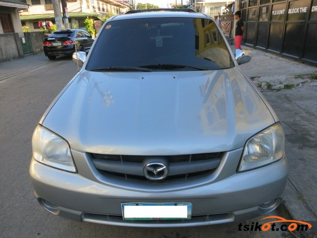 mazda tribute 2006 car for sale metro manila. Black Bedroom Furniture Sets. Home Design Ideas