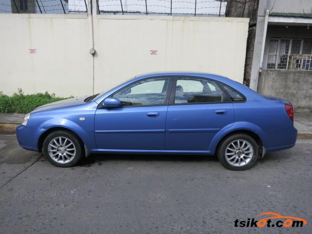 Chevrolet Optra 2005 - 3