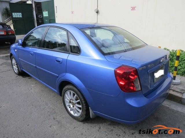 Chevrolet Optra 2005 - 4