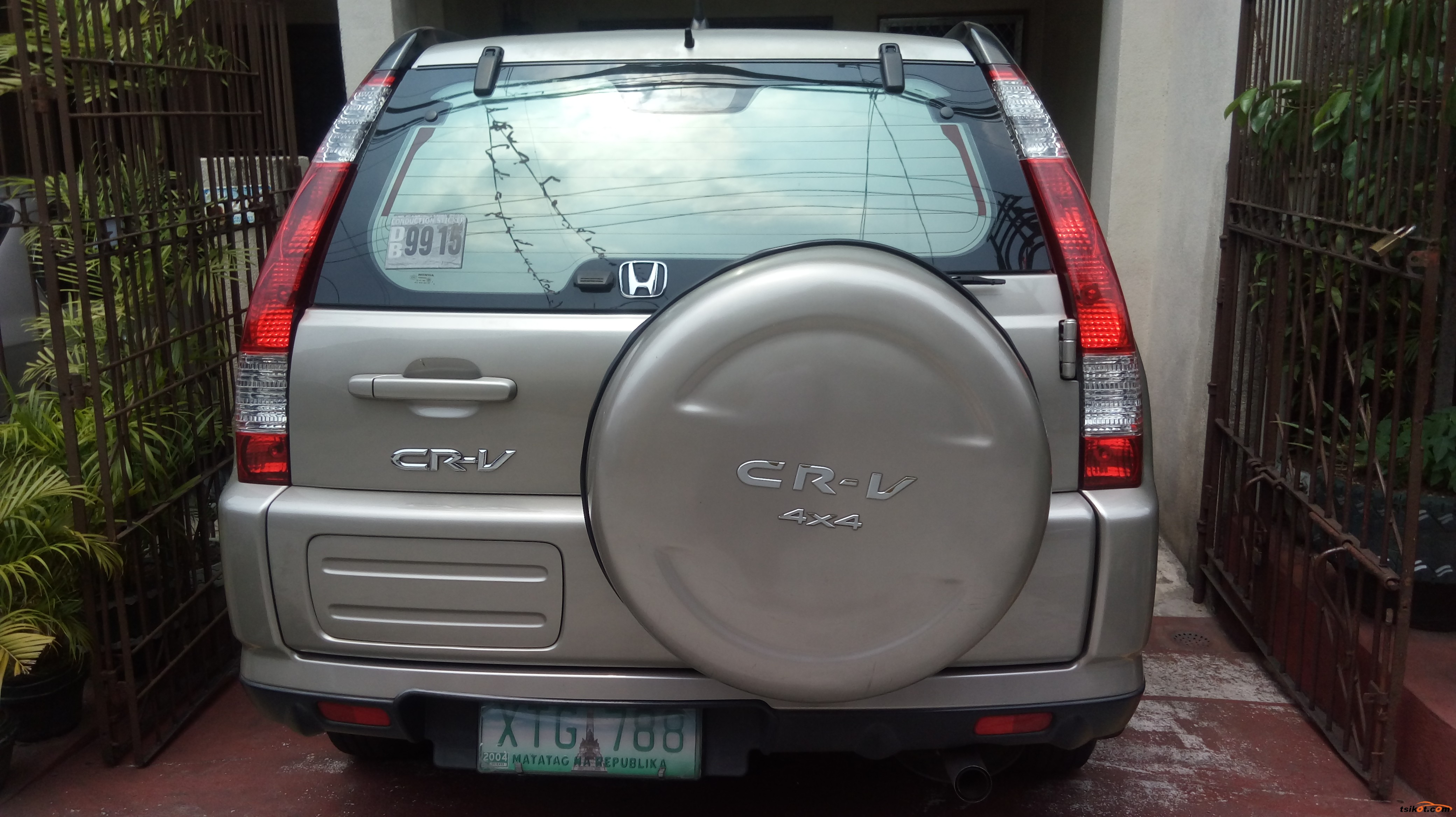Honda Cr-V 2005 - Car for Sale Metro Manila