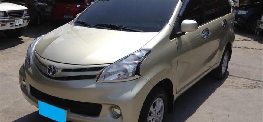 Toyota Avanza 2012 - 8