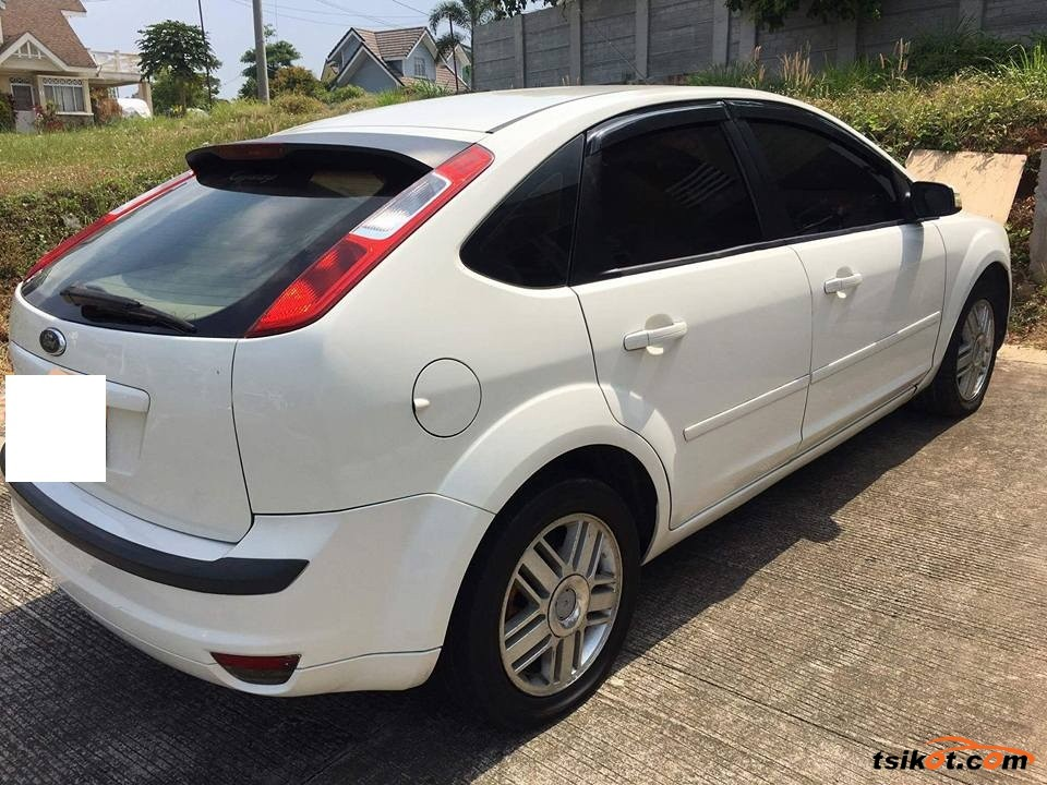 ford focus 2008 car for sale metro manila. Black Bedroom Furniture Sets. Home Design Ideas
