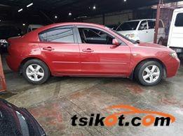 Mazda 3 2009 - 2