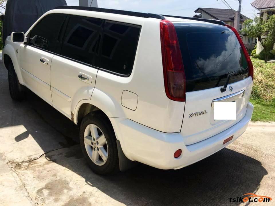 Nissan X-Trail 2009 - 2