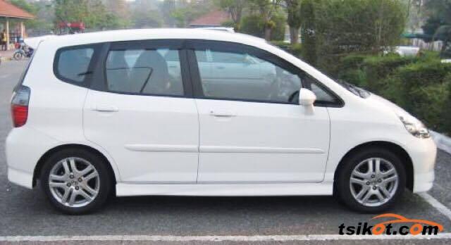 Honda Jazz 2008 - 1