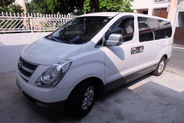 Hyundai Starex 2008 - 1