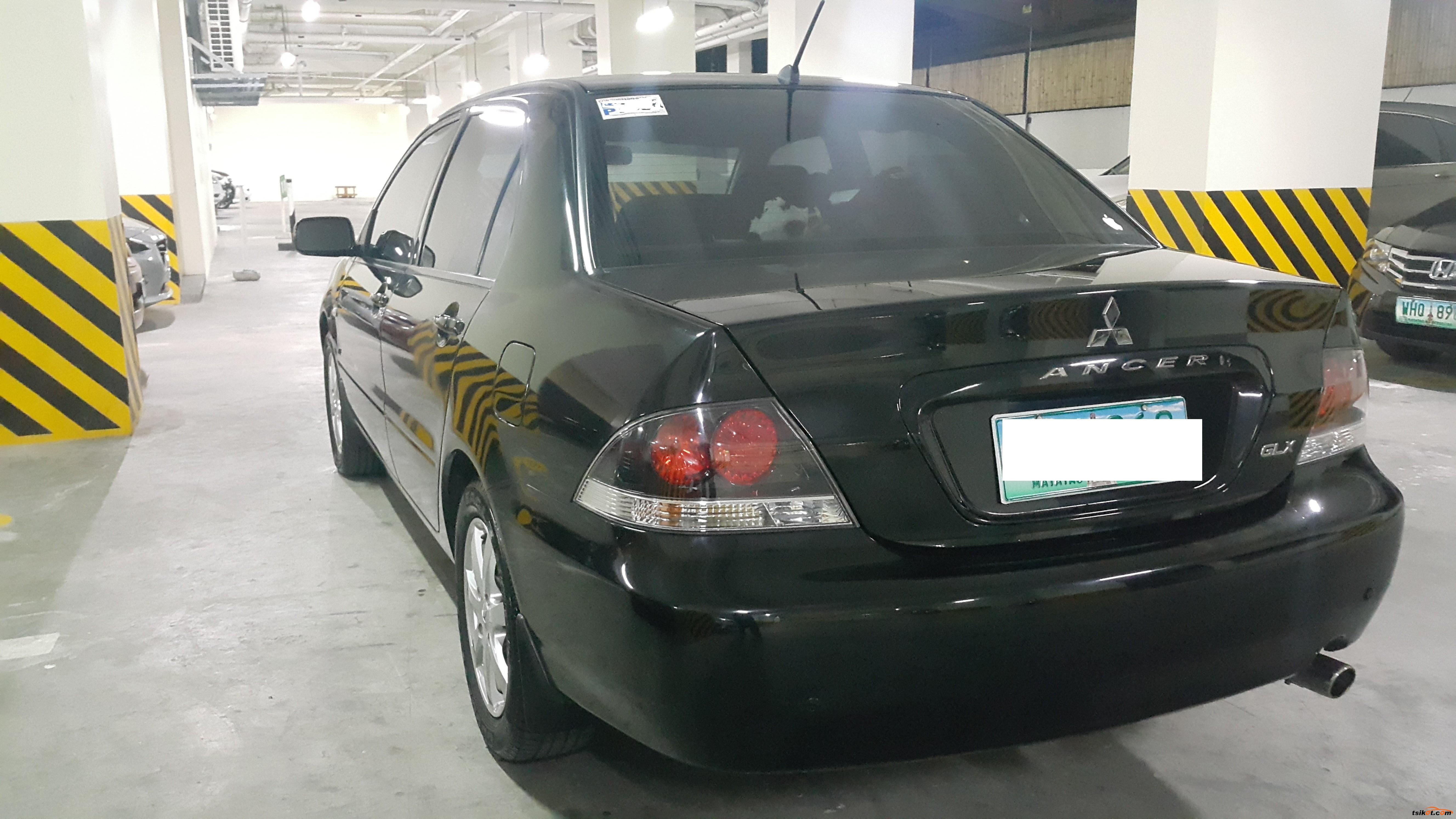 Mitsubishi Lancer 2011 - 9