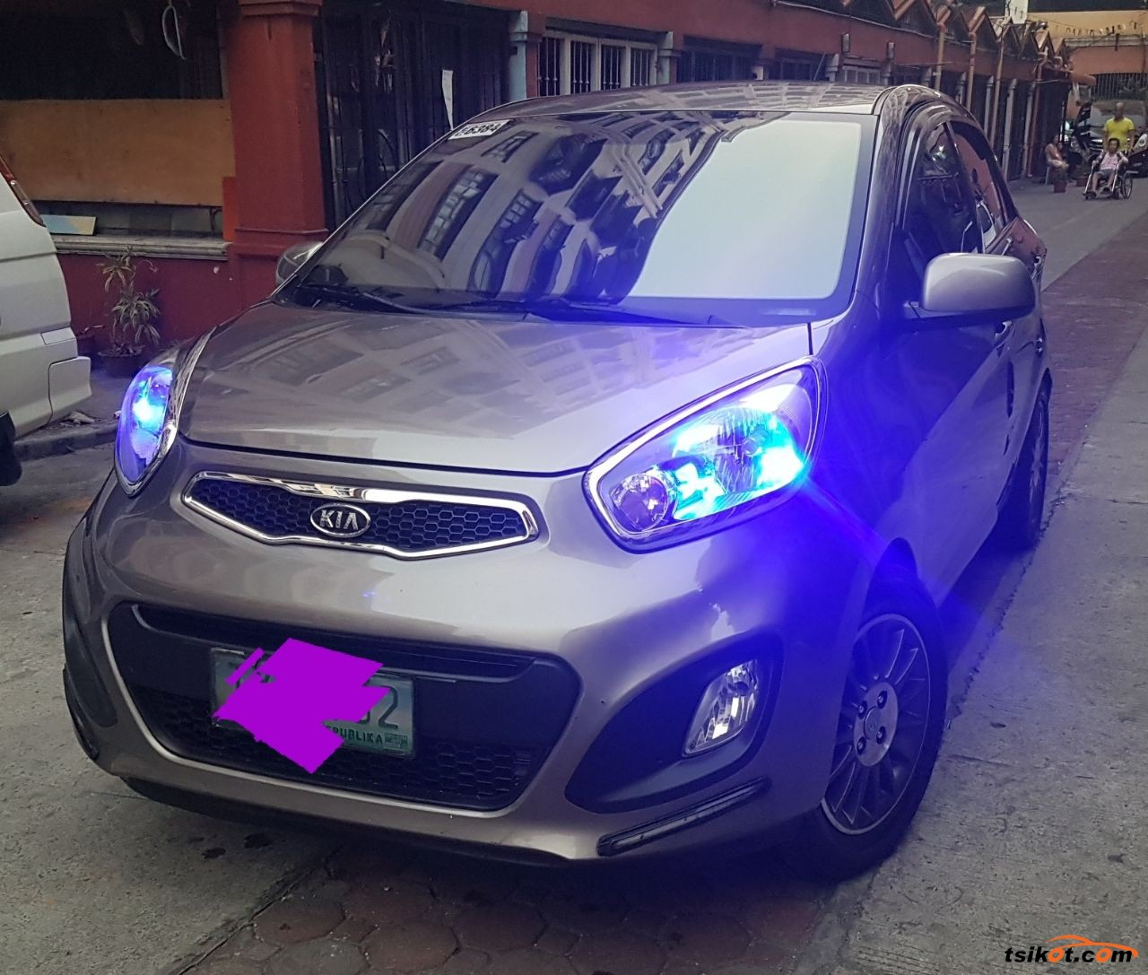 kia picanto 2011 car for sale metro manila philippines. Black Bedroom Furniture Sets. Home Design Ideas