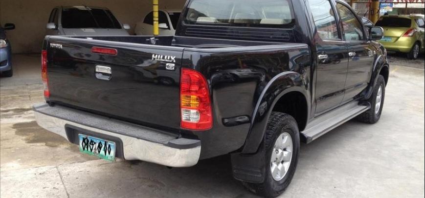 Toyota Hilux 2006 - 5