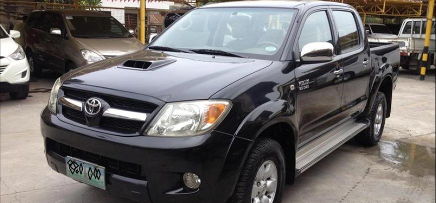 Toyota Hilux 2006 Car for Sale Central Visayas Philippines