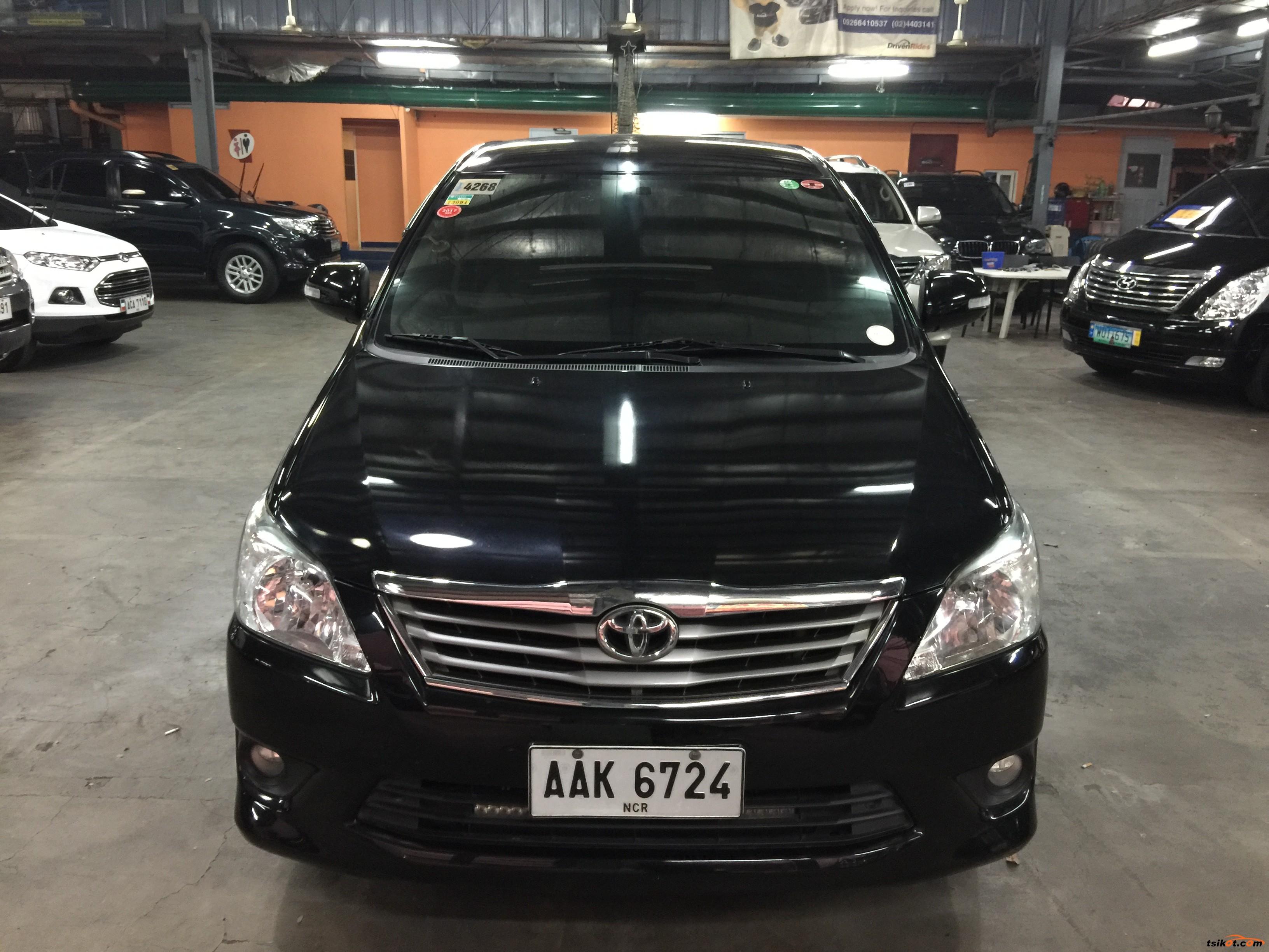 Toyota Innova 2014 Car For Sale Metro Manila Philippines