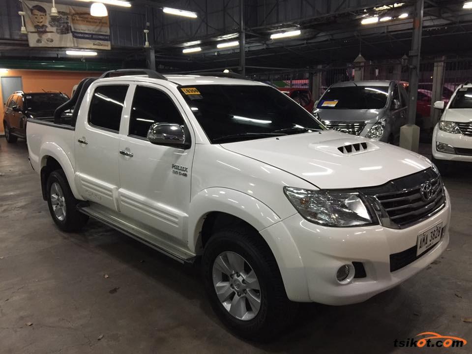 Toyota Hilux 2015 Car for Sale Metro Manila Philippines