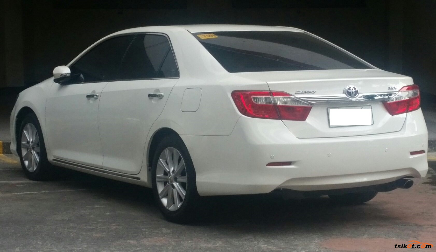 toyota camry 2014 car for sale metro manila. Black Bedroom Furniture Sets. Home Design Ideas