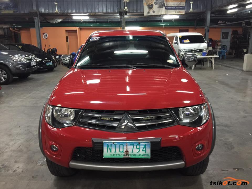 Bank Street Mitsubishi >> Mitsubishi Strada 2010 - Car for Sale Metro Manila
