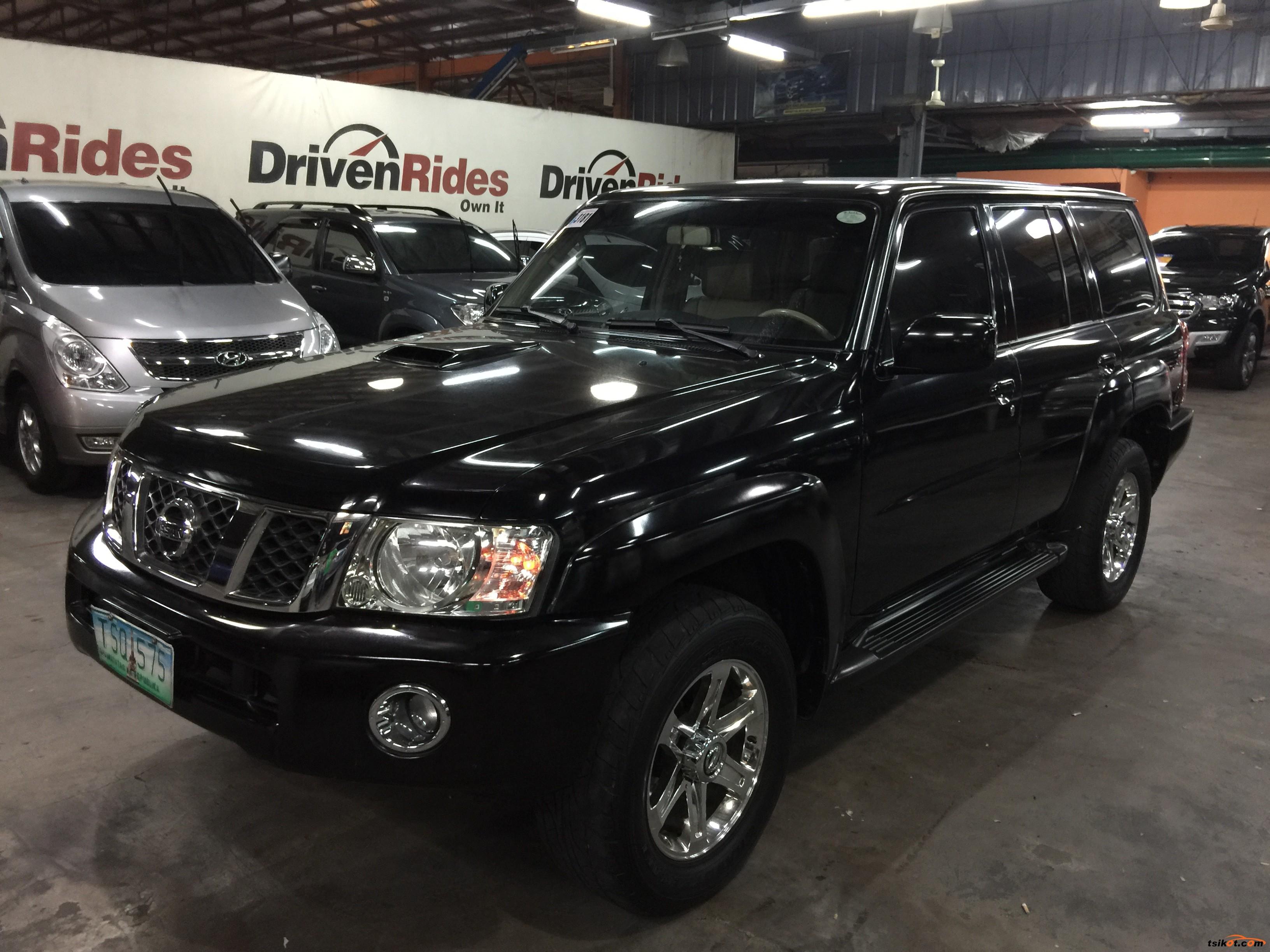 Nissan Patrol 2012 - 1