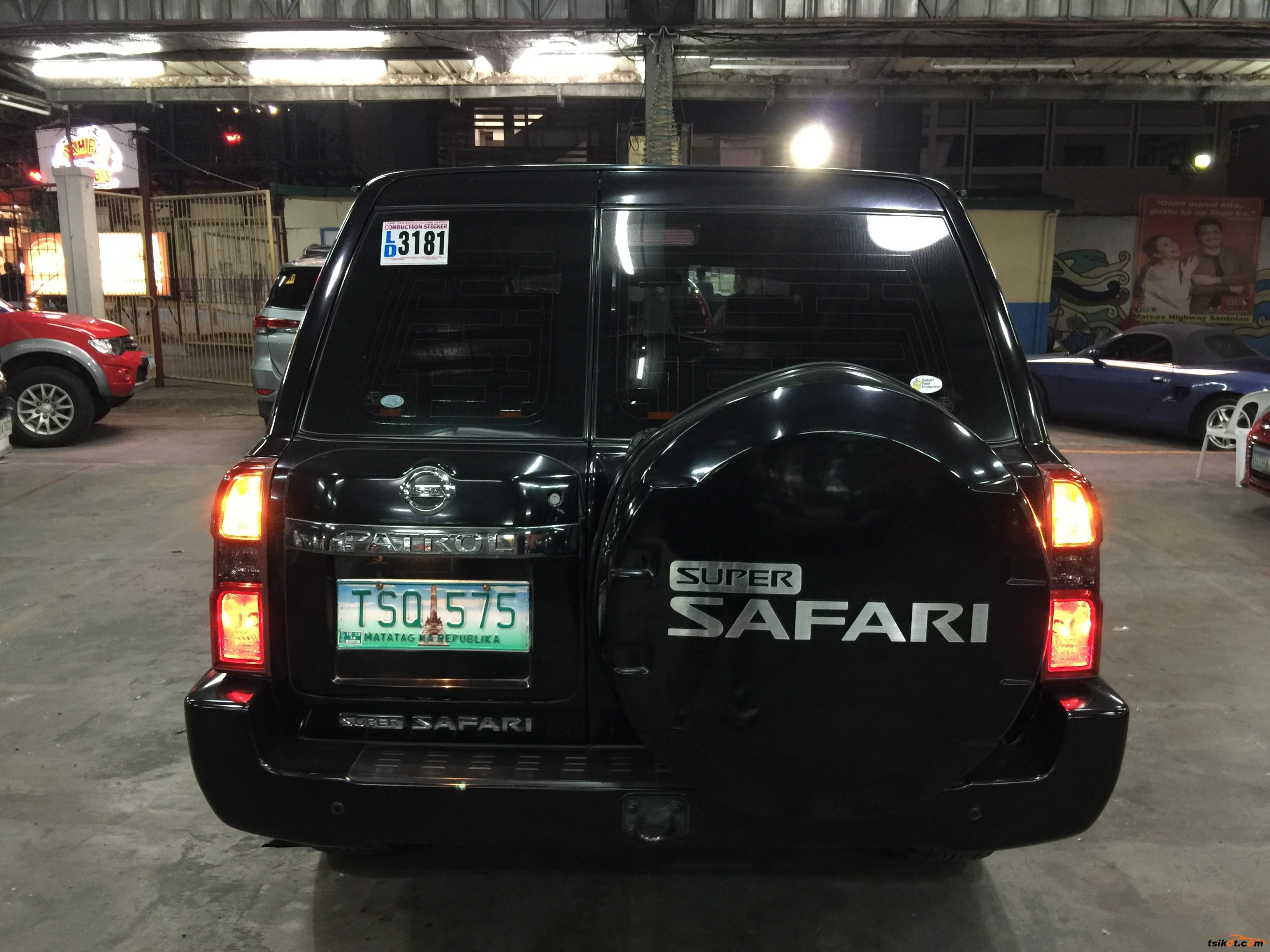 Nissan Patrol 2012 - 4
