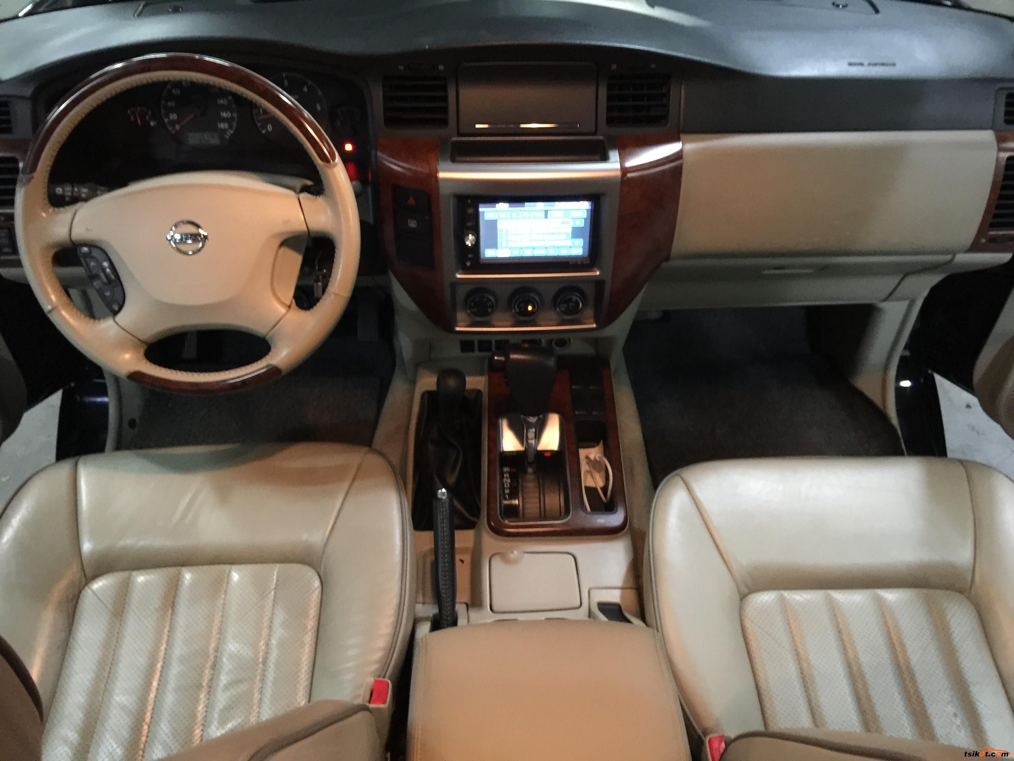 Nissan Patrol 2012 - 5