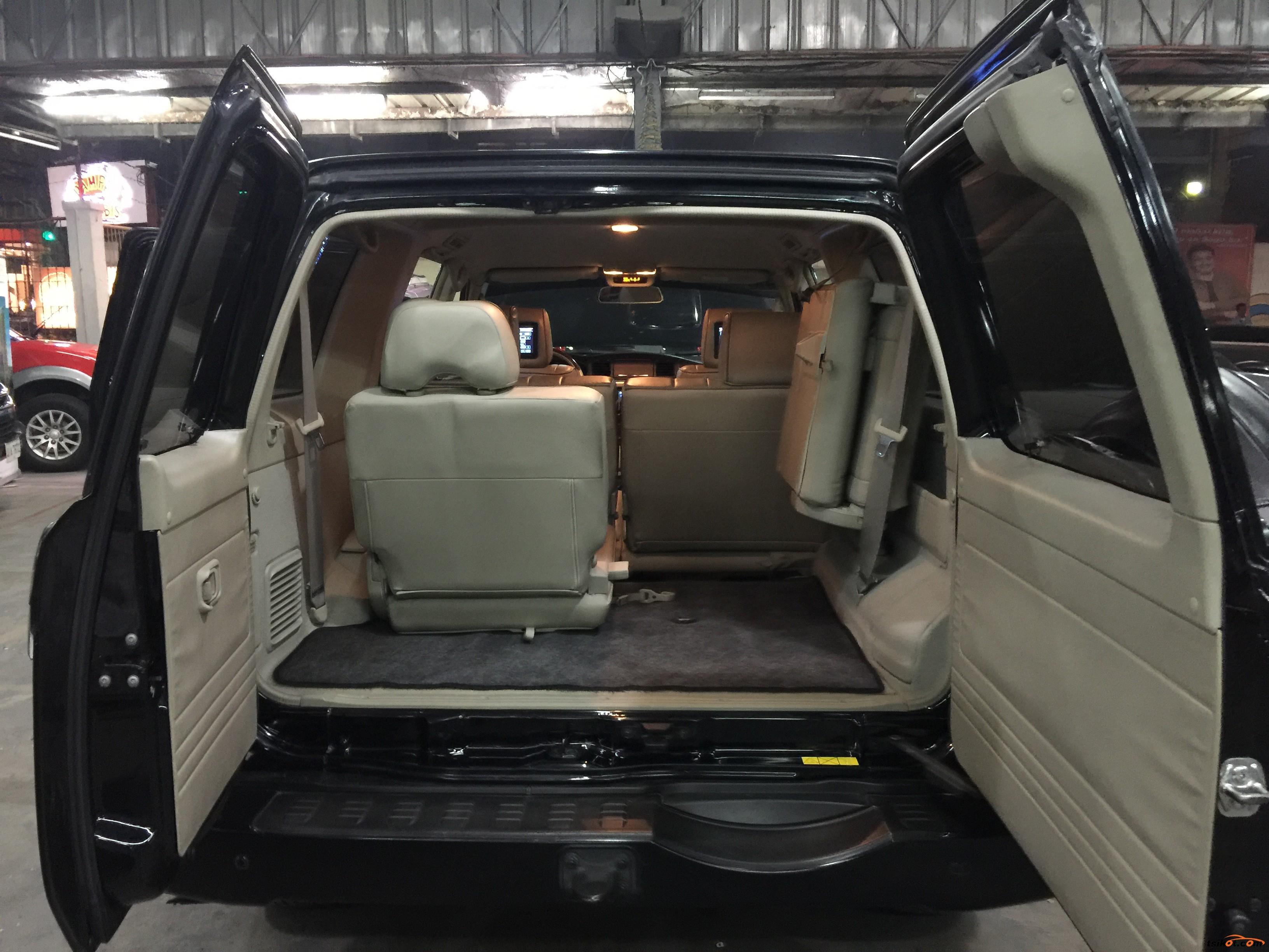 Nissan Patrol 2012 - 6