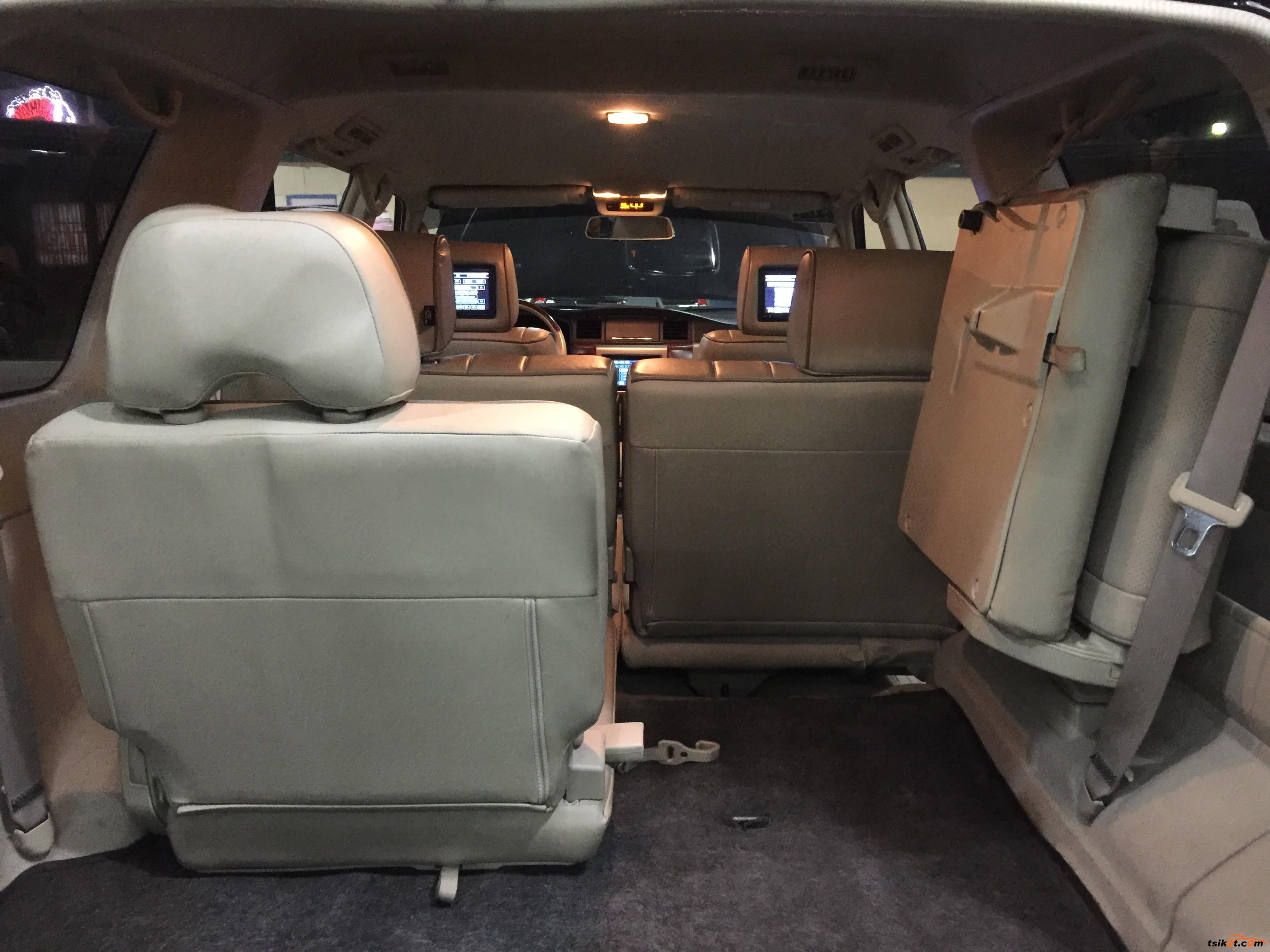 Nissan Patrol 2012 - 7