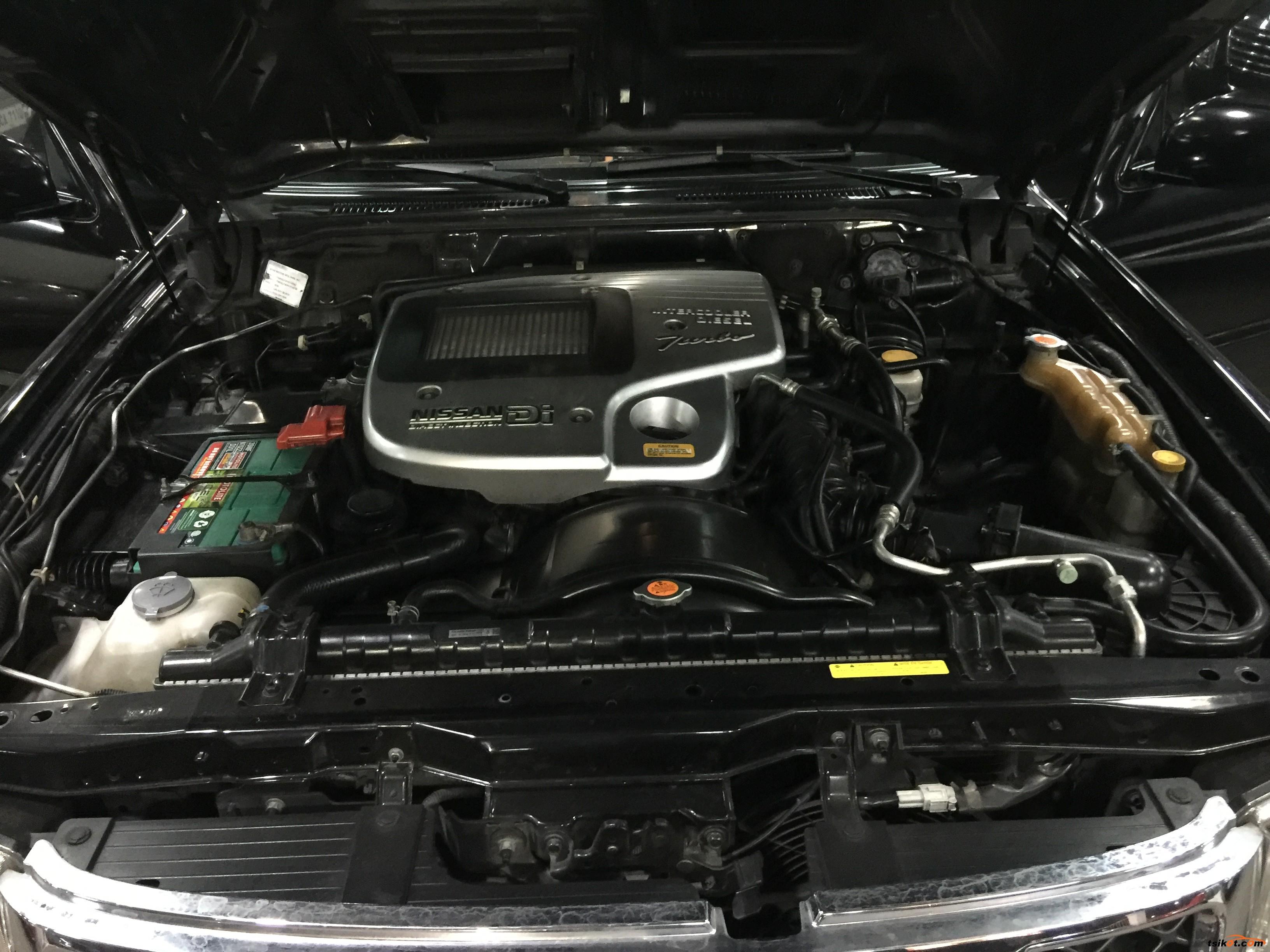 Nissan Patrol 2012 - 9