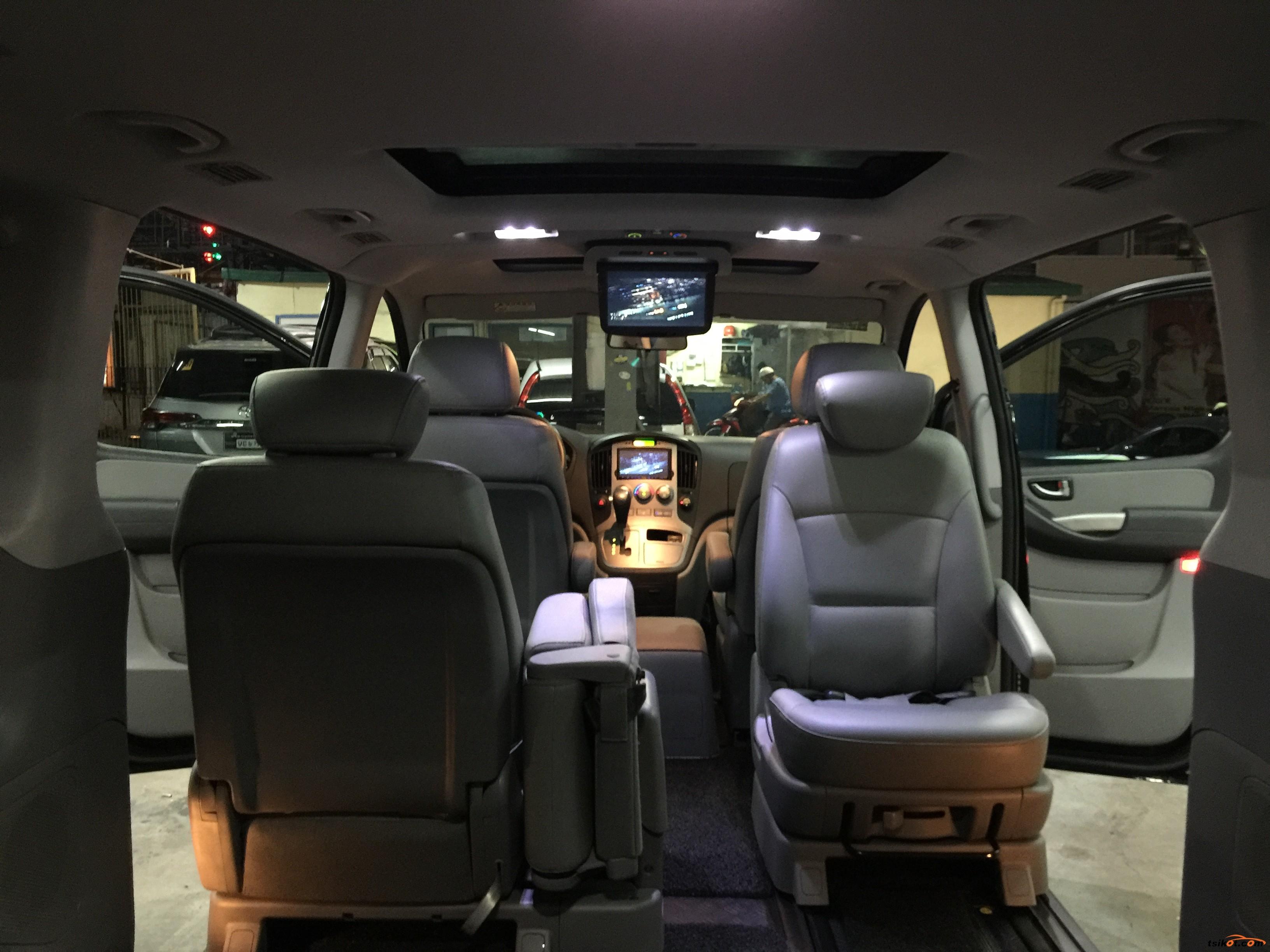 Hyundai Starex 2014 - 7