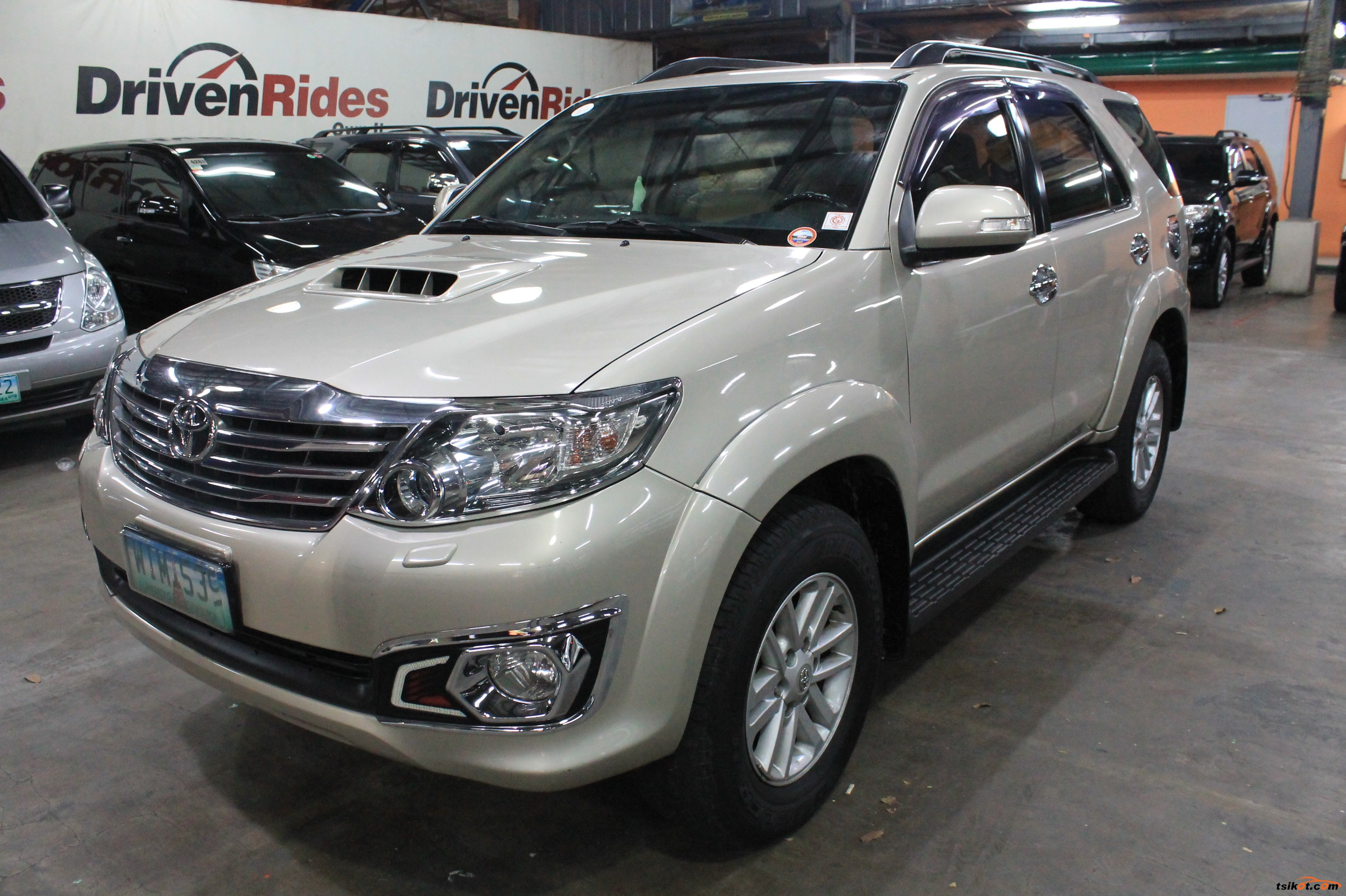 Toyota Fortuner 2014 Car For Sale Metro Manila