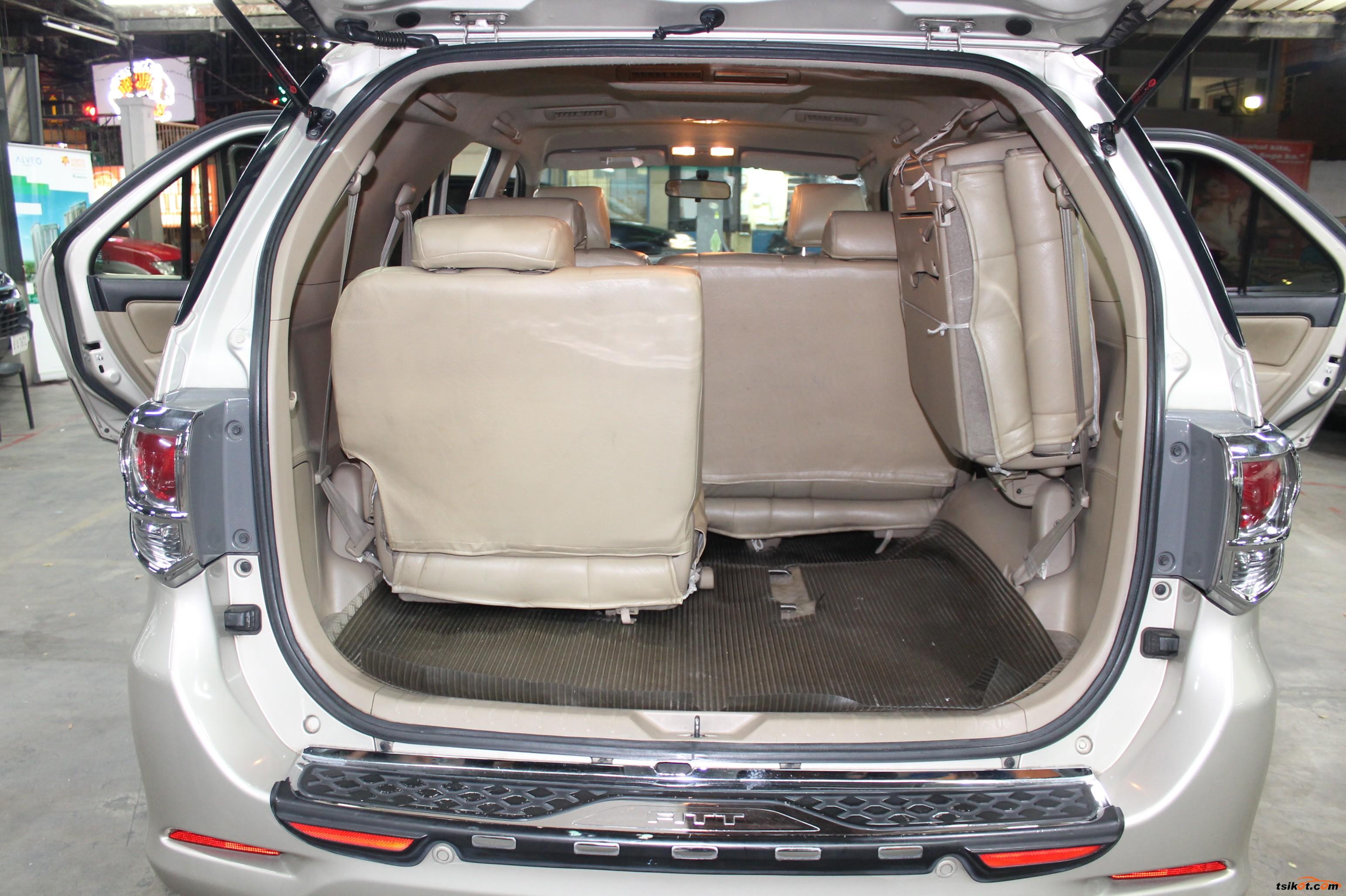 Toyota Fortuner 2014 - 8