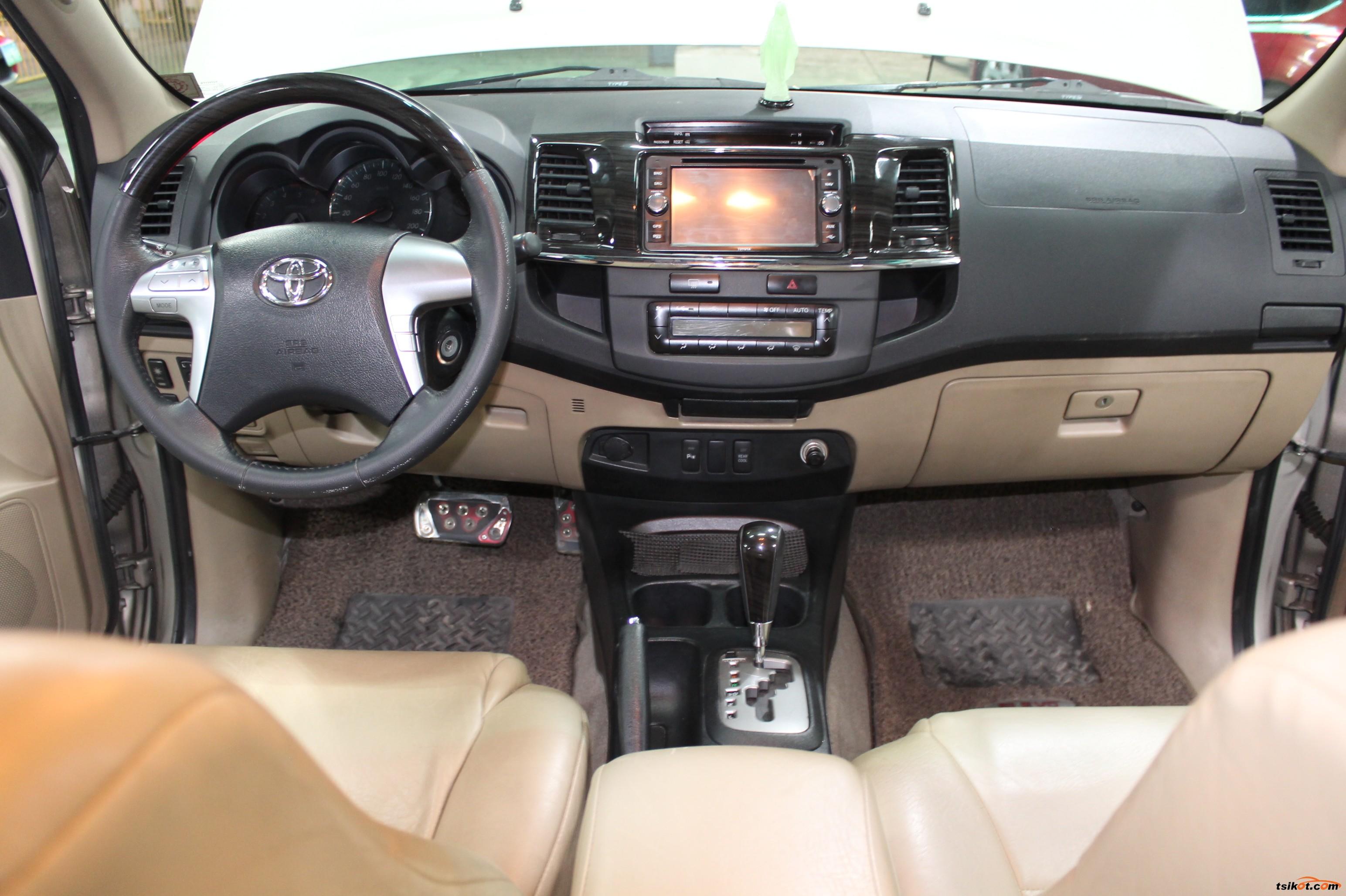 Toyota Fortuner 2014 Car For Sale Metro Manila