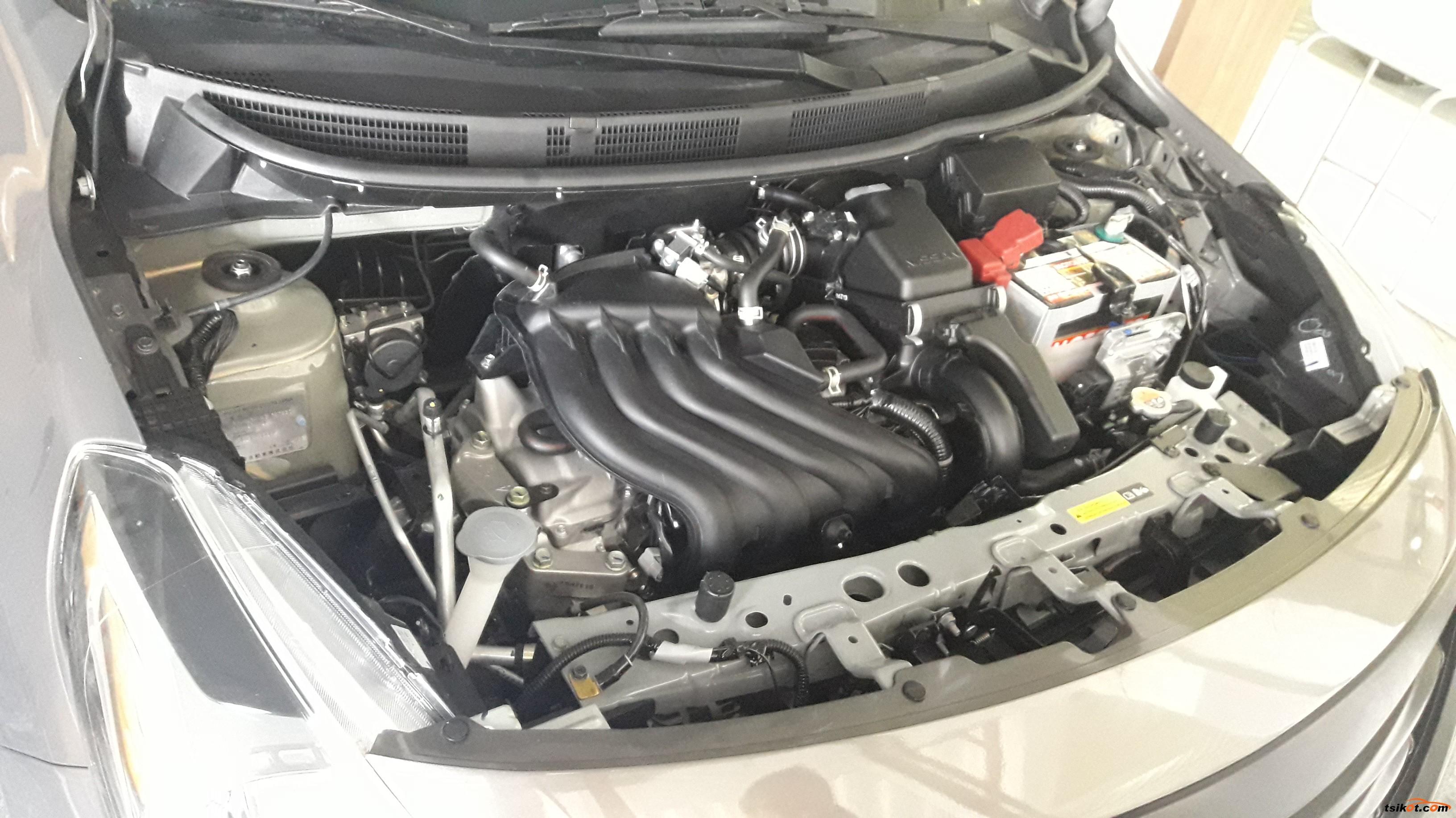 Nissan Almera 2017 - 2